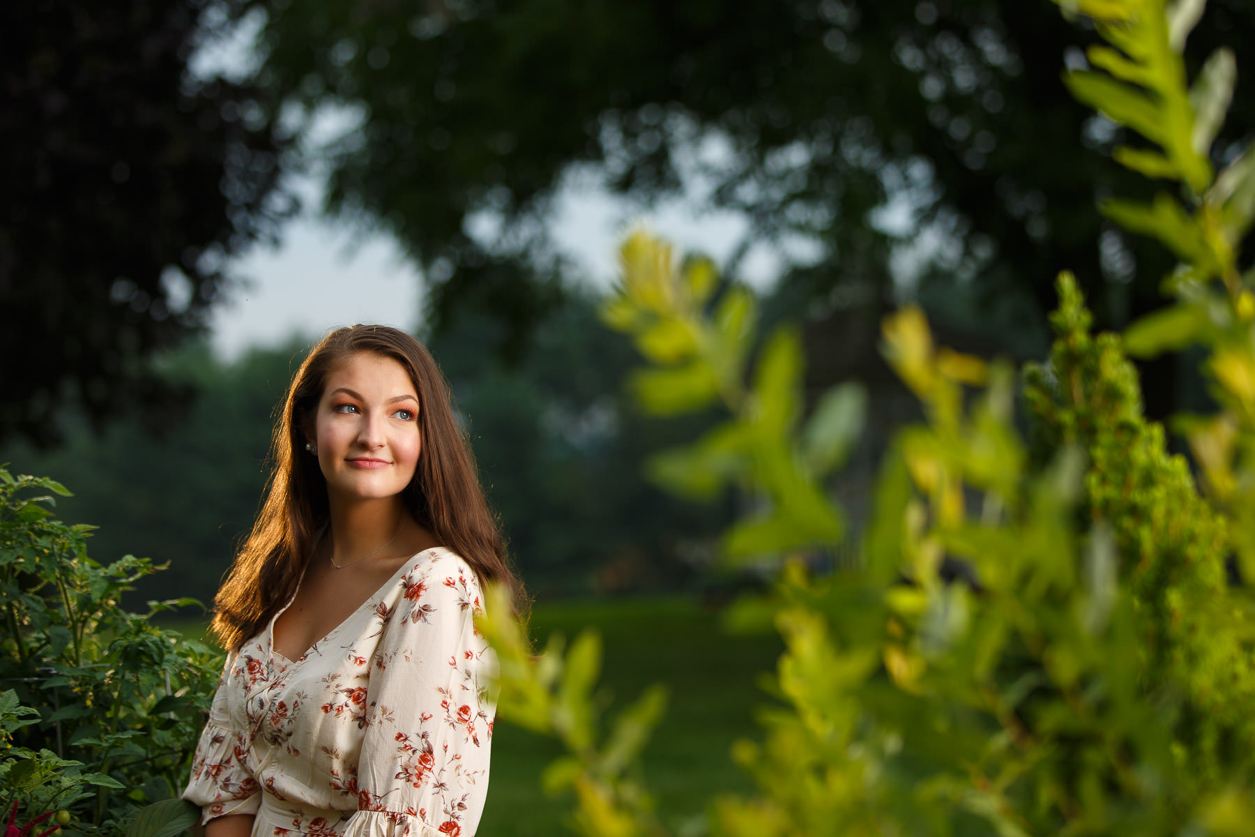 High School Senior photography in western ma.